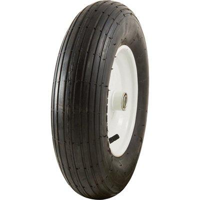 Marathon Tires Pneumatic Wheelbarrow Tire - 3/4in. Bore, 4.80/4.00-8in. by Marathon Tires