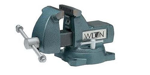 Wilton 21800 748A 8-Inch Jaw Width by 8-1/4-Inch Opening Mechanics Vise by Wilton
