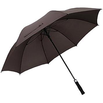 HAN-NMC Golf PARAGUAS paraguas hombre,Café