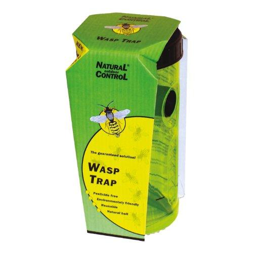 SWISSINNO 1341001W natürlichen Kontrolle Wespenfalle–Gelb 1 341 001W