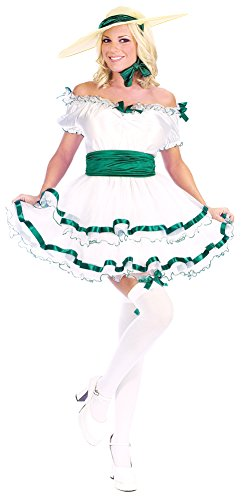 [Sexy Southern Belle Sm/Md Adult Womens Costume] (Southern Belle Costumes Adult)