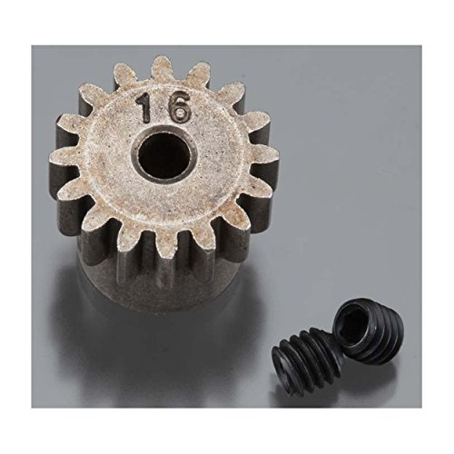 Axial 32 Engine - Axial AX30727 32P 16T Pinion Gear, Steel Motor Shaft, 3mm