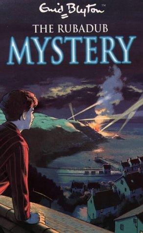 The Rubadub Mystery - Book #4 of the Barney Mysteries