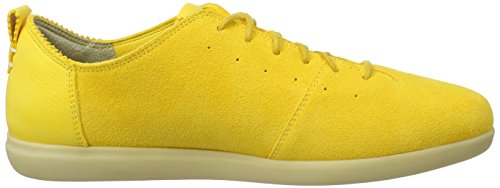 C Basses Sneakers Yellow New Femme Do Geox O8xpwEqFC
