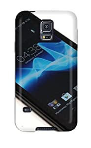 1404077K26036478 Galaxy S5 Case Cover With Shock Absorbent Protective Case