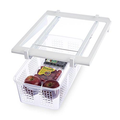 PRO-MART SMART DESIGN Refrigerator Pull Out Bin