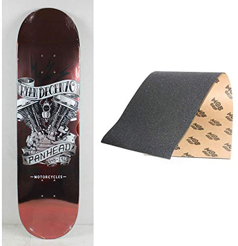 Darkstar Skateboard Deck Rider Stock Decenzo V1 8.25
