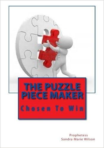 the puzzle piece maker chosen to win volume 1 prophetess sandra