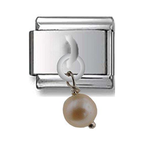 Pearl Sterling Silver Italian ()