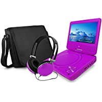 Ematic Portable DVD Player (7 inch)