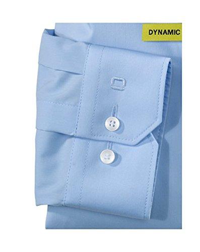 OLYMP No. Six Super Slim Slim Slim Hemd Langarm Stretch Bügelleicht Hellblau B07DNYNNKB Business Schönes Design c8ce01