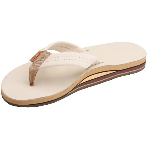 discount fake Rainbow Mens Double Layer Leather Sandals (Multiple colors available) Sand clearance ebay cheap sale best prices clearance 2014 MnY6LnuRH4