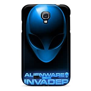 New Snap-on DavidKearns Skin Case Cover Compatible With Galaxy S4- Alienware