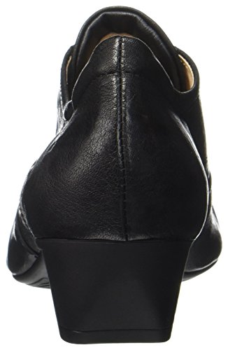 00 Heels 181180 Black Black Closed Women's Karena Think Toe wqUC8zxp