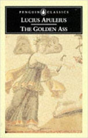 Robert graves the golden ass