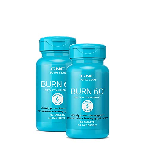 GNC Total Lean Burn 60 product image