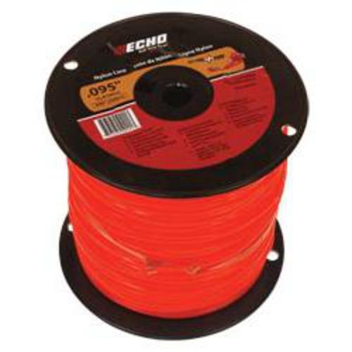(Echo String Trimmers Cross Fire Line - .095 Gauge, 3 Pounds)
