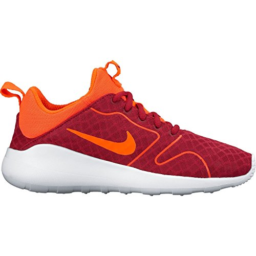 Nike Rouge Red De 600 Total Chaussures white 844898 Femme noble Sport Crimson rcwrTAWq7