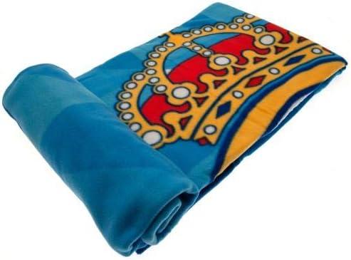 Fleece Blanket XL Official Merchandise Real Madrid F.C