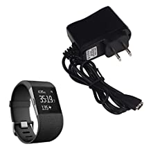 Fitbit Surge Charger, ABC For Fitbit Surge Fitness Watch Wristband Charger Charging Cable High Quality