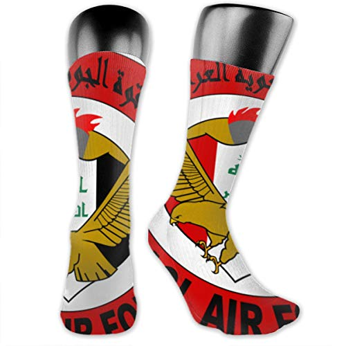 Unisex Iraqi Air Force Roundel 2011 Cute Funny Casual Quarter/Ankle Cotton Work Sport Hiking Outdoor Mid Crew Socks