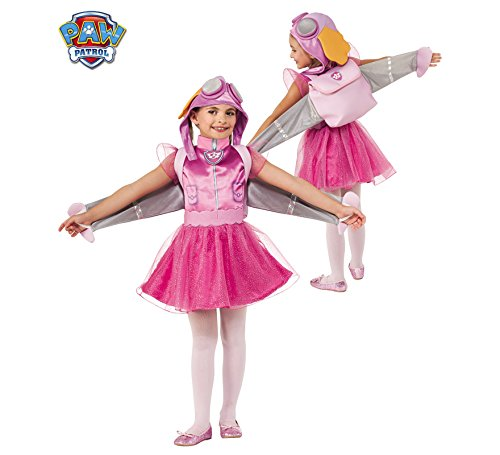 Rubie's Costume Toddler PAW Patrol Skye Child Costume (Toddler 2-4, Pink)