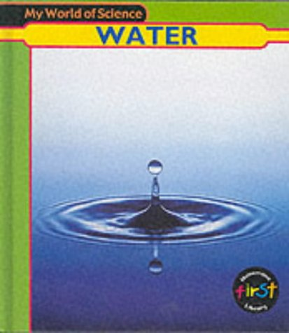 My World of Science: Water Hardback ebook