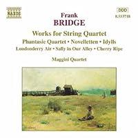 Bridge: Works for String Quartet