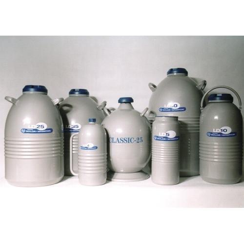 LD10 Liquid Nitrogen Storage Dewar, 10 L