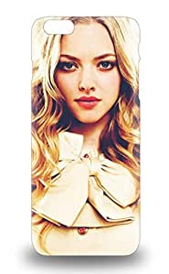 New Shockproof Protection 3D PC Soft Case Cover For Iphone 6 Plus Amanda Seyfried American Hollywood Female Mean Girls In Time Mamma Mia 3D PC Soft Case Cover ( Custom Picture iPhone 6, iPhone 6 PLUS, iPhone 5, iPhone 5S, iPhone 5C, iPhone 4, iPhone 4S,Galaxy S6,Galaxy S5,Galaxy S4,Galaxy S3,Note 3,iPad Mini-Mini 2,iPad Air )
