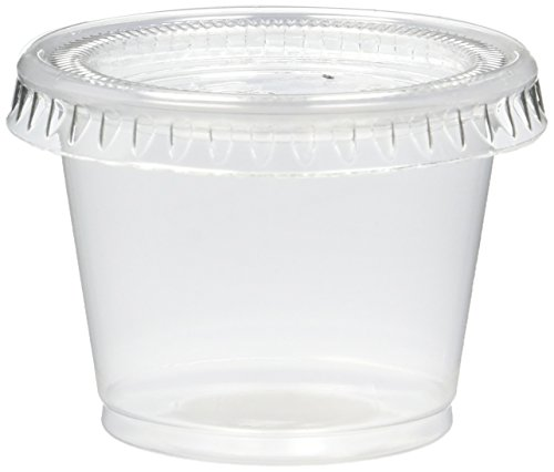 Reditainer Plastic Disposable Portion Souffle product image