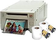 Impressora Fotográfica Kodak 305 + 10 Papel e Ribbon c/ 3200 Fotos