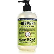 Mrs. Meyer´s Clean Day Hand Soap, Lemon Verbena, 12.5 fl oz