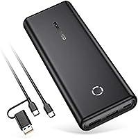 Poweradd モバイルバッテリー EnergyCell 20000mAh 大容量 PD 急速充電 PSE認証済 iPhone&Android対応 携帯充電器 PSE認証済 iPhone & Android対応