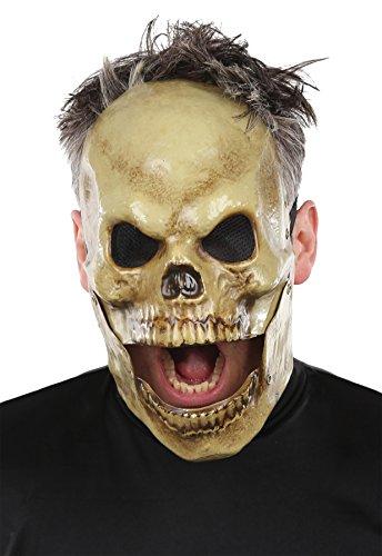 Moving Jaw Mask - Mario Chiodo Jabber Jaw Bonehead Mask