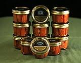 Twelve-7 oz Smoked Sockeye Jars
