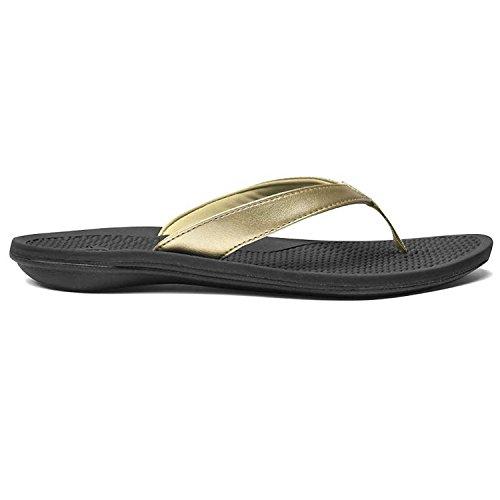 Sandalo Oloka Ohana - Uomo Mica / Nero