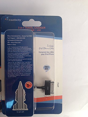 travelocity-3-in-1-travel-charger-car-home-usb-for-iphone-4-4s-and-ipad2