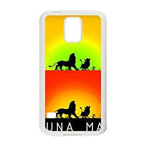 Happy Hakuna Matata Cell Phone Case for Samsung Galaxy S5