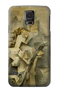 S1071 Pablo Picasso Girl with Mandolin Case Cover For Samsung Galaxy S5