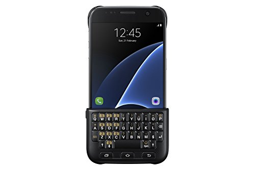 Samsung Galaxy S7 Keyboard Cover - Black