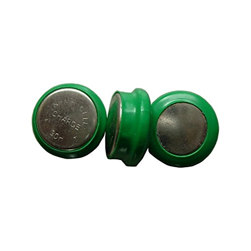 New Button Cell 30H/40H Nimh 1.2V Rechargeable Coin Battery
