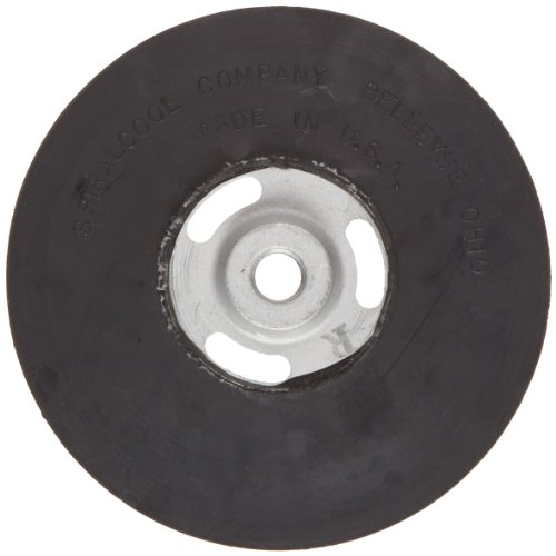 (Weiler Tiger Back-Up Pad For Resin Fiber And AL-tra Cut Disc, 5/8