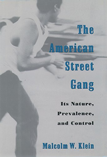 Control Gang (The American Street Gang: Its Nature, Prevalence, and Control (Studies in Crime and Public Policy))