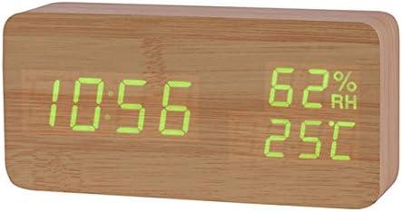 Aoforz-dfdthfhghg Jinsun Moderno LED Despertador Temperatura ...