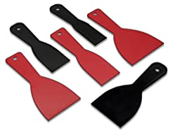Qualihome Putty Knife Set | 6 Flexible P...