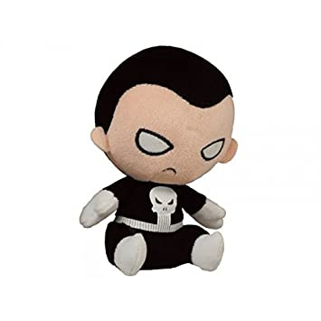 Funko - Peluche Marvel - Punisher Mopeez 10cm - 0849803074302