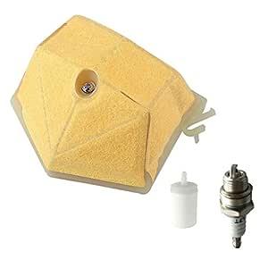 FLAMEER Kit De Servicio De Mantenimiento De Ajuste De 3 Piezas ...