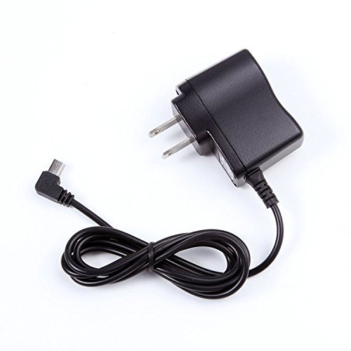 NiceTQ Replacement Wall AC Power Adapter Charger Supply For Spy Tec STI_GL300 Mini Portable Real Time GPS Tracker