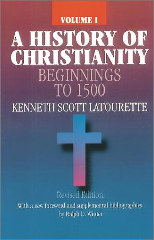 A History of Christianity, Vol. 1:  Beginnings to (Mariah Bullet)